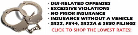 Cheapest Florida Non-Owner SR22 Insurance